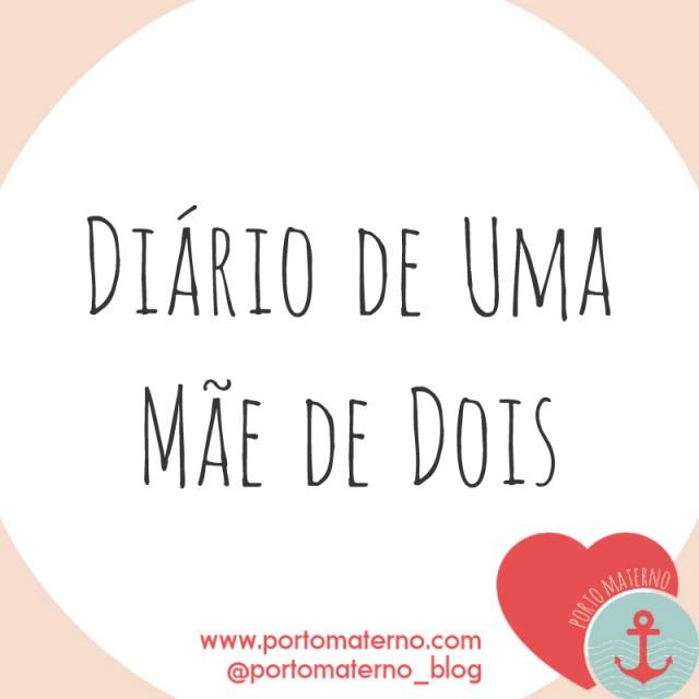 Diário de uma mãe de dois - 07/12